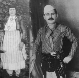 Gjon Marka Gjoni & Mrika Pervizit