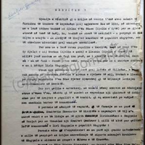 Ndue Pjetri Nov 1949.1